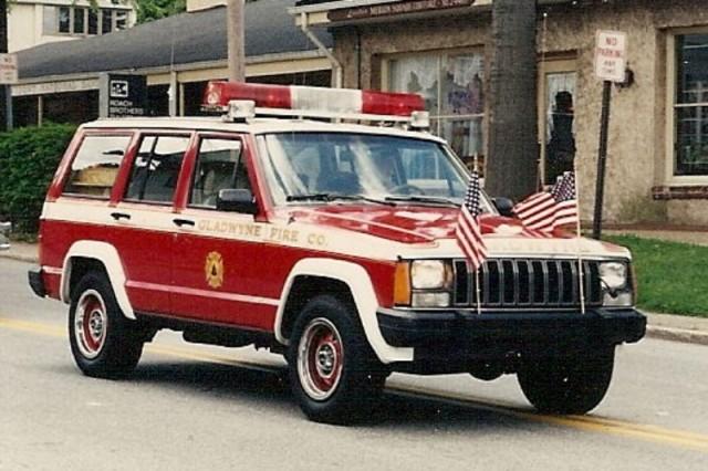 Gladwyne Fire Company Montgomery County Pennsylvania